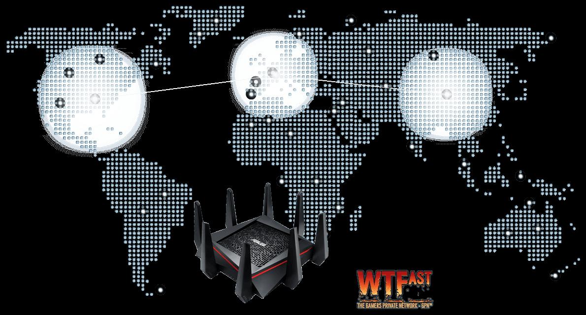 Gratuit WTFast® tout pour mieux jouer accelerator inside - Optimise la connexion Internet et la vitesse pour les jeux en ligne