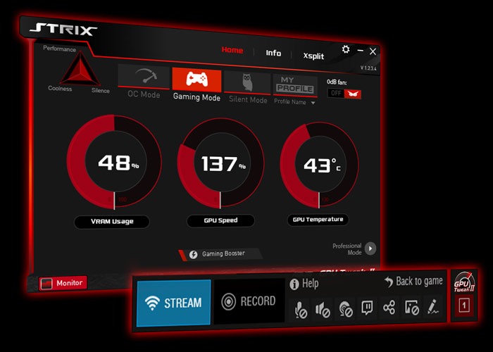 STRIX-R7370-DC2OC-4GD5-GAMING | Graphics Cards | ASUS USA