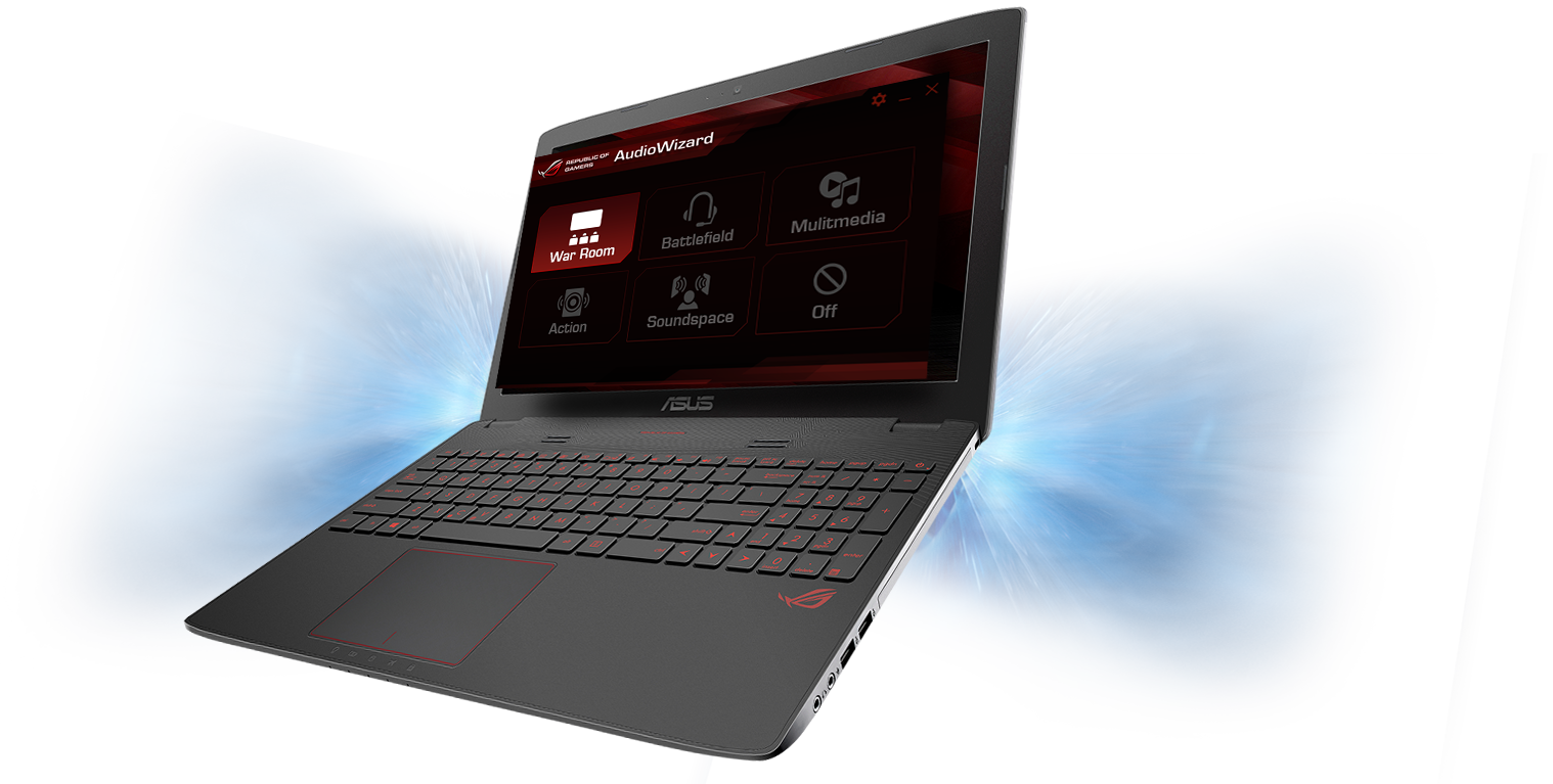 ASUS ROG GL752VL NVIDIA Graphics Drivers for Windows 7