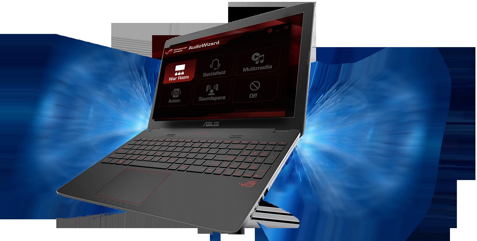 ASUS ROG GL752VL NVIDIA Graphics Drivers for Windows 7