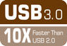 Superfast USB 3.0