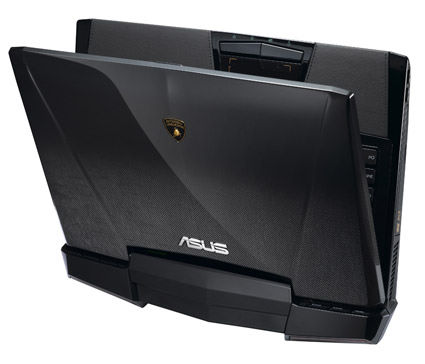 Feel the speed and muscle of a 2nd generation Intel® Core in ASUS-Automobili Lamborghini VX7SX