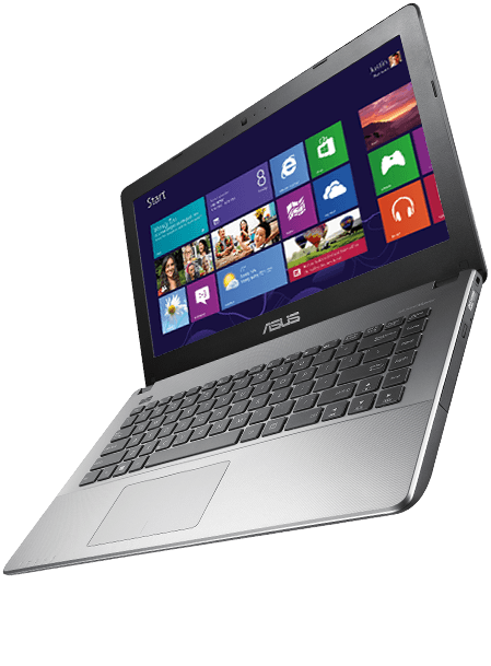 WTS ASUS A455LD WX075H NOTEBOOK 2 YEAR WARRANTY