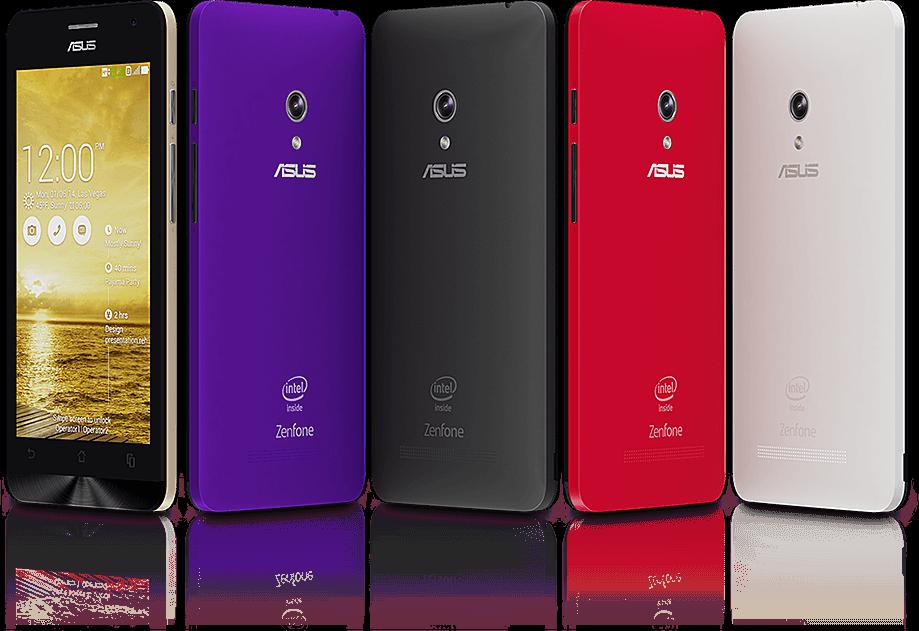 ZenFone 5's design