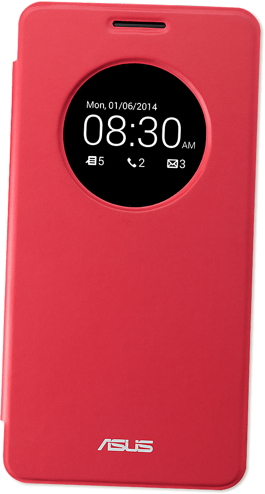 ZenFone A501CG Red