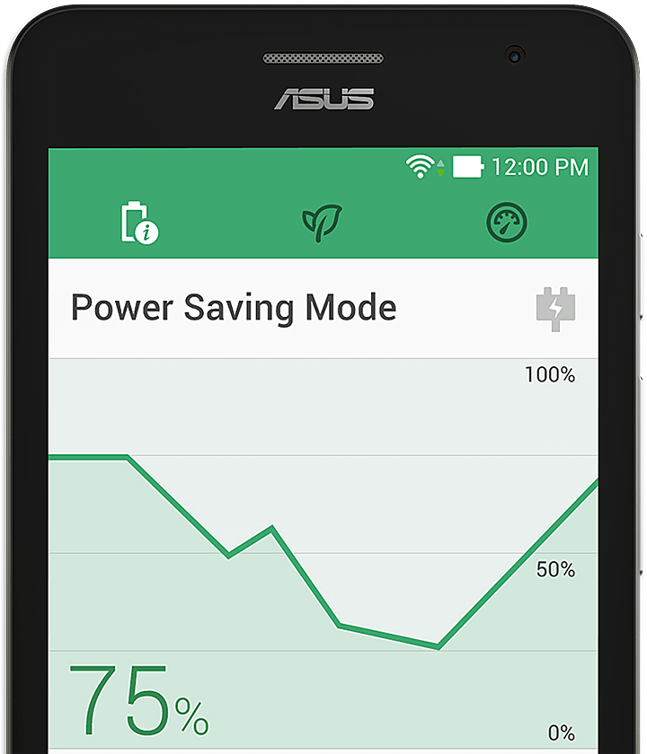 ZenFone 5 Power Saving