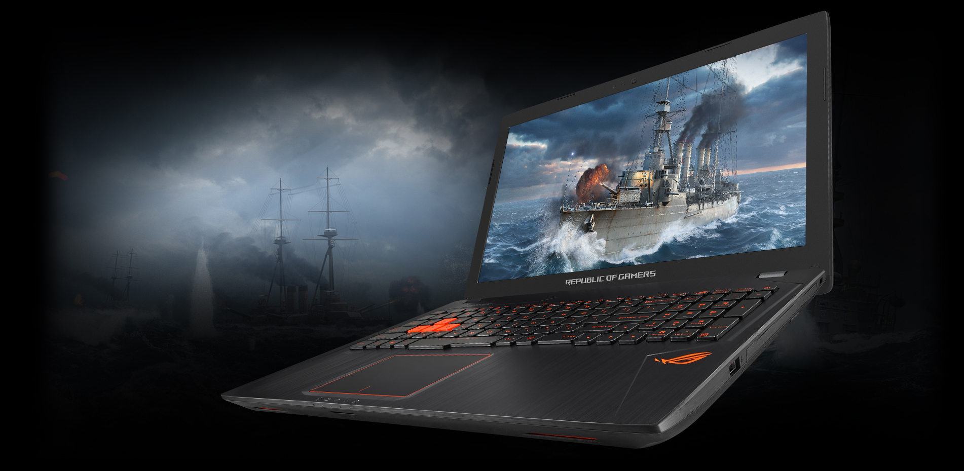 ASUS ROG STRIX GL553VW review