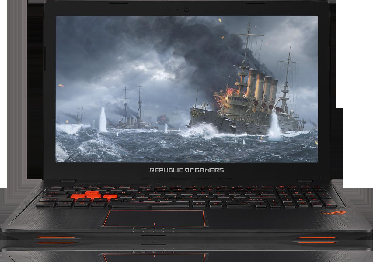 Rog Gl553vw Laptops Asus Philippines Gl553 Ve Immersive In Game Audio Strix