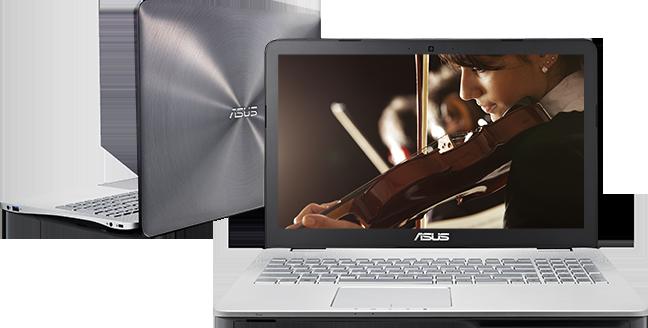 ASUS N551ZU Windows 8 Drivers Download (2019)
