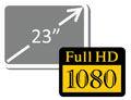 23-inch Full HD IPS LED Backlit Display