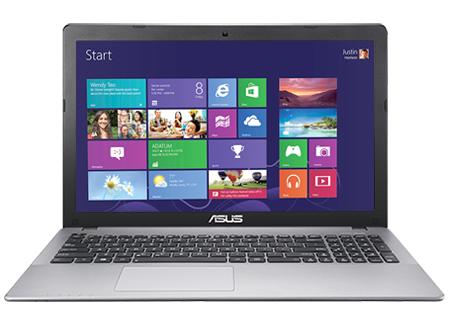 ASUS X550ZA Windows 8