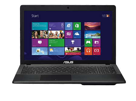 ASUS X552VL NVIDIA Graphics Windows 8