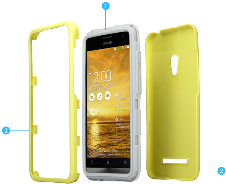 outlet store da68c 94a07 ZenFone 5 Rugged Case | Phone Accessory | ASUS Philippines