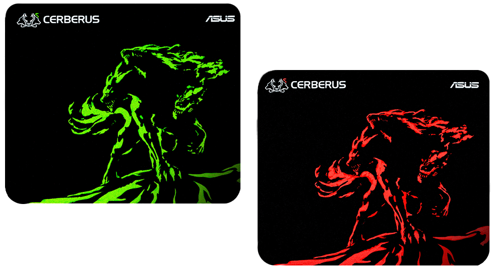ASUS Cerberus Pad color