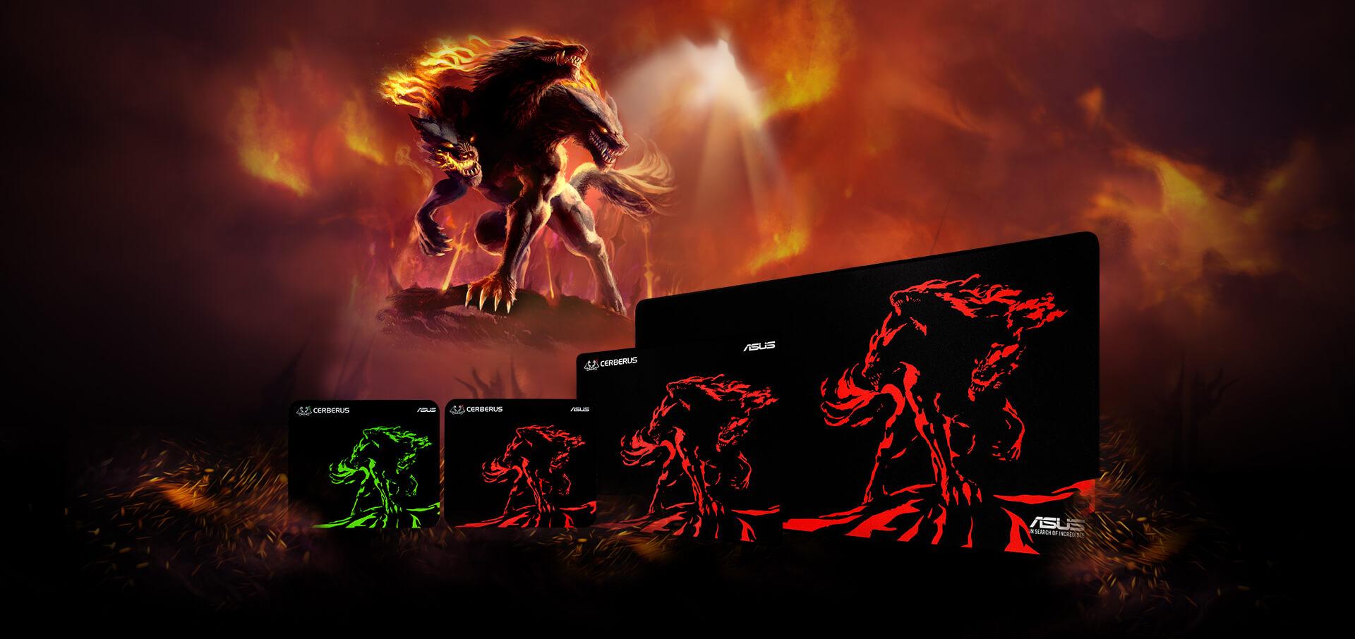 Resultado de imagen para ASUS Cerberus Mat gaming