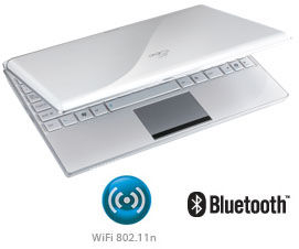 how to connect eee pc to wireless network