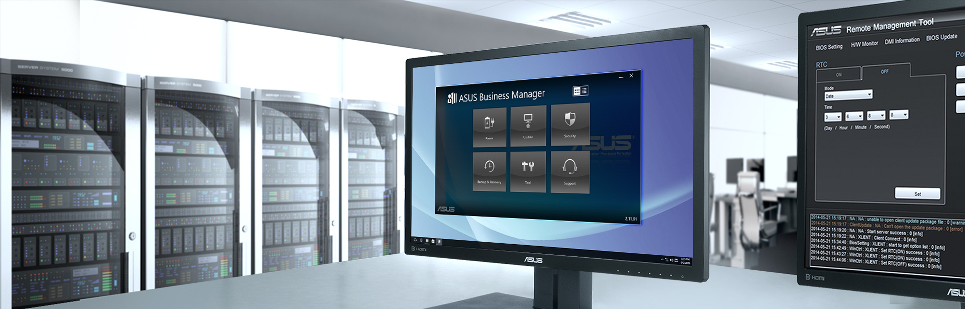 VivoMini VC68V-Mini PC- ASUS Business Manager