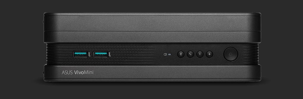 VivoMini VC68V-Mini PC- ODD- Dual-Storage