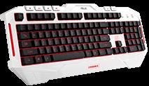 Cerberus Arctic Keyboard
