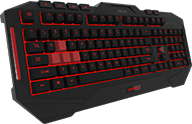 لوحة المفاتيح Cerberus MKII