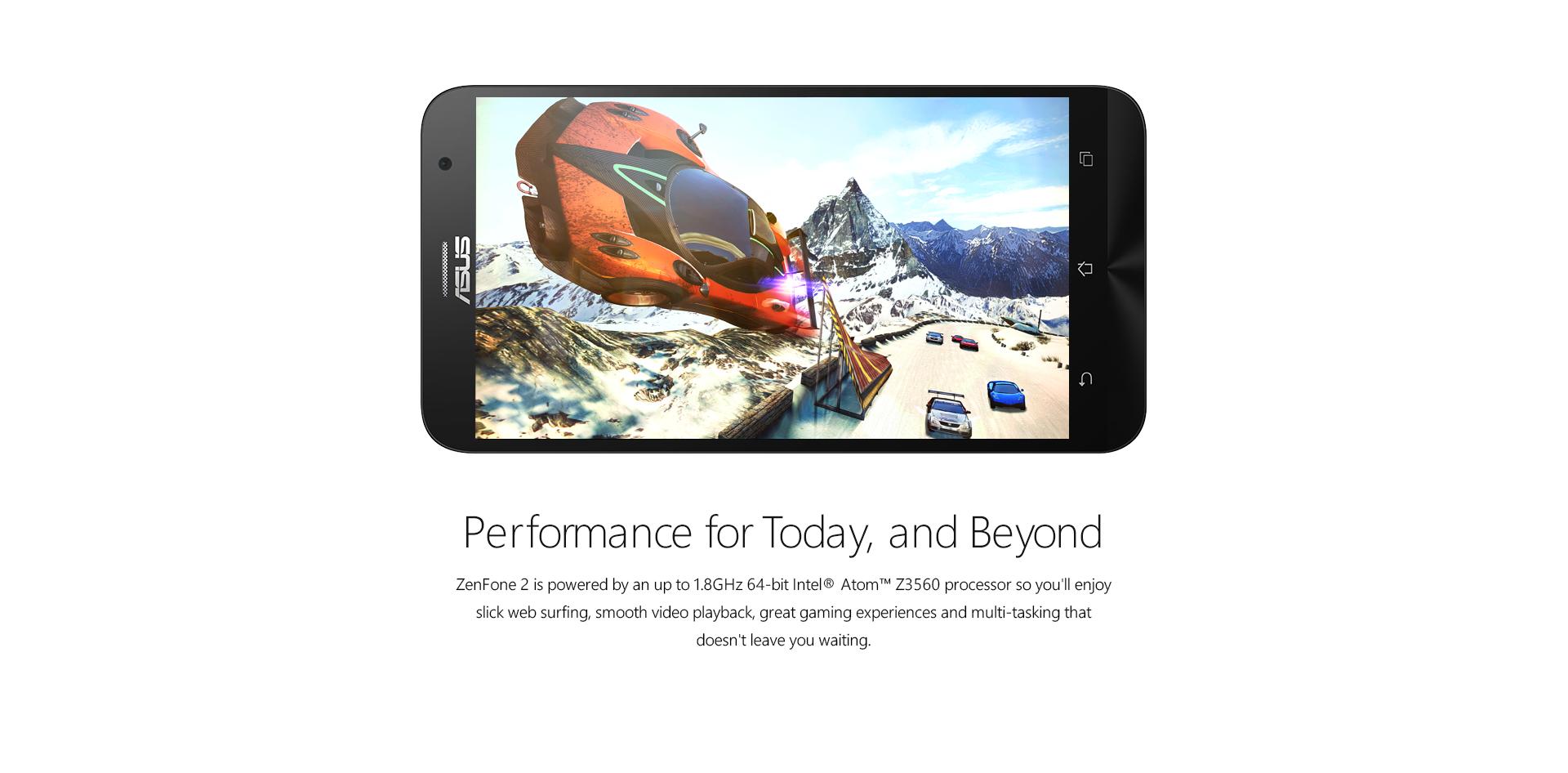 Directd Online Store Asus Zenfone 2 Ze550ml New Model Ready Smartphone