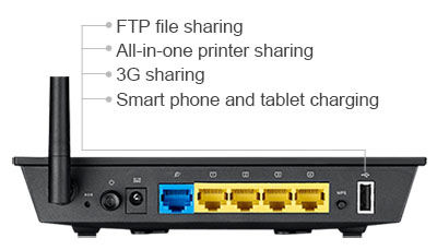 Add storage, printers, and other devices to your network