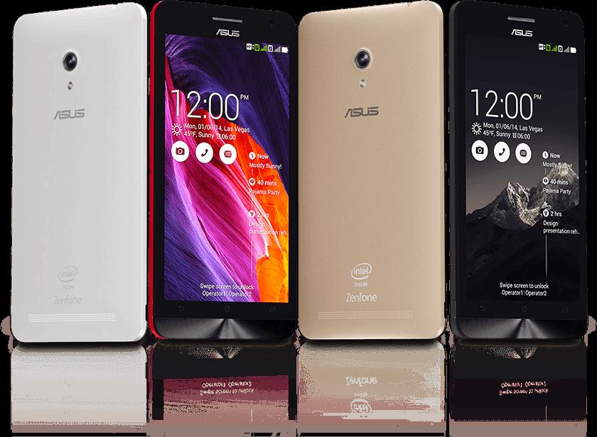 Zenfone 6 A601cg Phone Asus Global