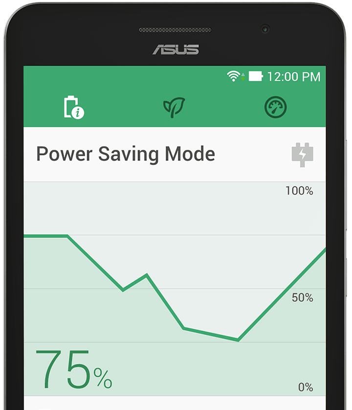 ZenFone 6 Power Saving