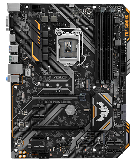 TUF B360 Plus Gaming