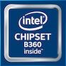intel chipset B360 inside