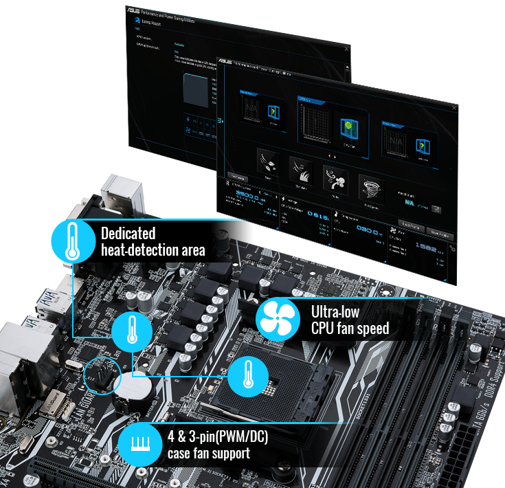 PRIME A320M-C R2 0 | Motherboards | ASUS Global