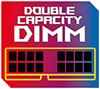 DOUBLE CAPACITY DIMM
