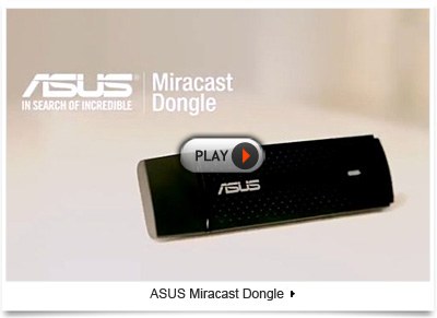ASUS Dongle HDMI Miracast a soli 53,00 euro