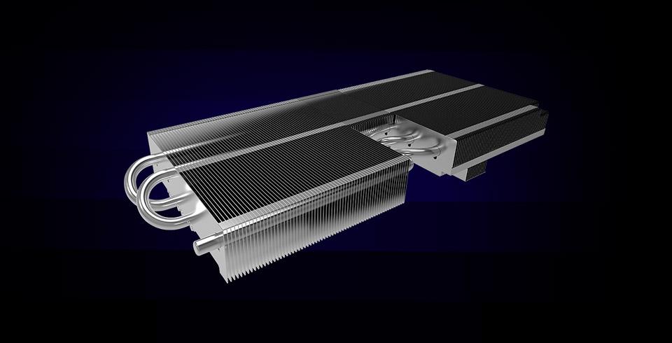 ROG Strix GeForce RTX 2080Ti med 20% større køleoverflade