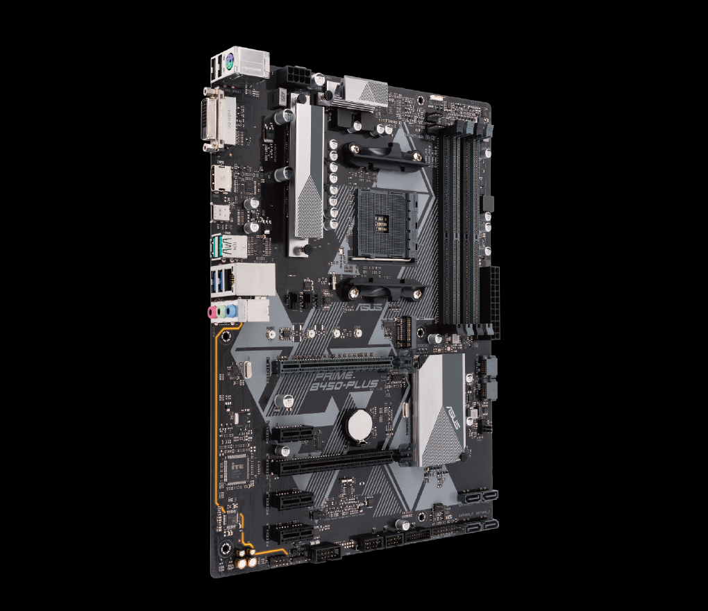 PRIME B450-PLUS | Motherboards | ASUS USA