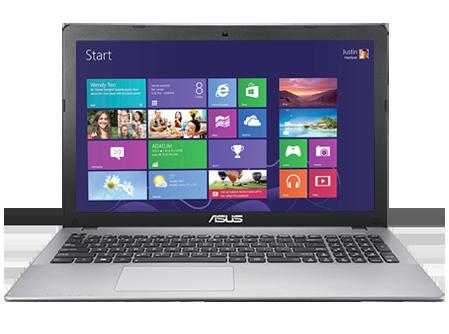 ASUS X550VB Mac