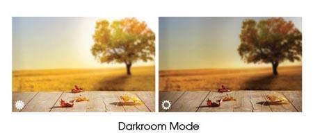 Darkroom Mode