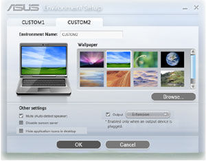 Drivers: Asus B33E Notebook Scene Switch