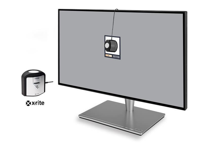 Der ASUS-ProArt-Monitor ist zusätzlich mit den wichtigsten Hardware-Kalibrierungsgeräten kompatibel