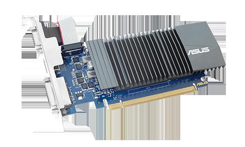 ASUS GeForce GT 710 1GB GDDR5 HDMI VGA DVI Graphics Card