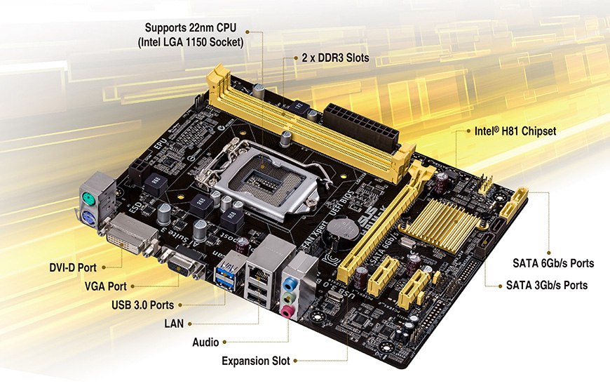 ASUS H81M-CS Intel Graphics Windows 7 64-BIT