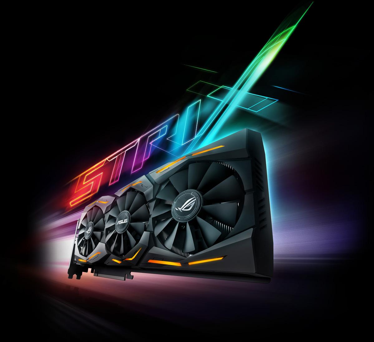 Asus Strix Gaming Geforce GTX-1060 OC 6GB