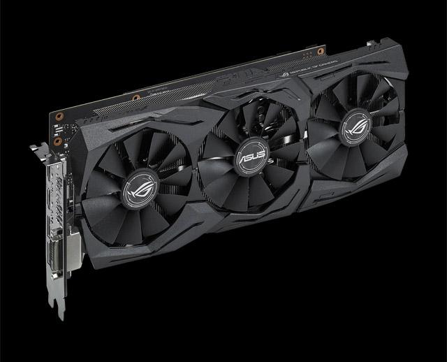 ROG STRIX-GTX1060-O6G-GAMING | ROG - Republic Of Gamers