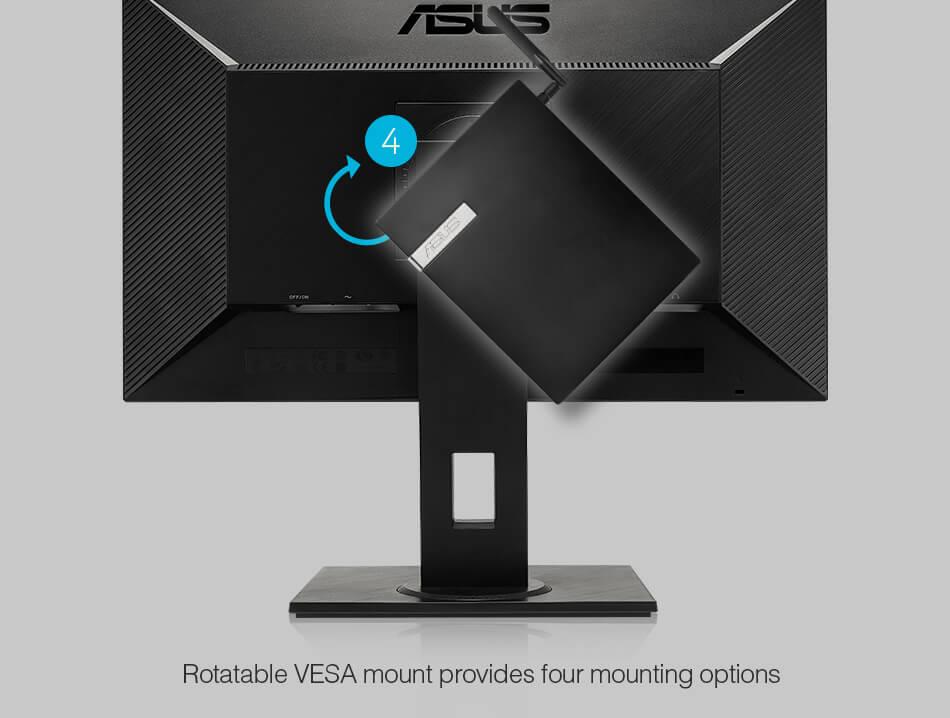 ASUSPRO E420-Mini PC-Vesa-mount