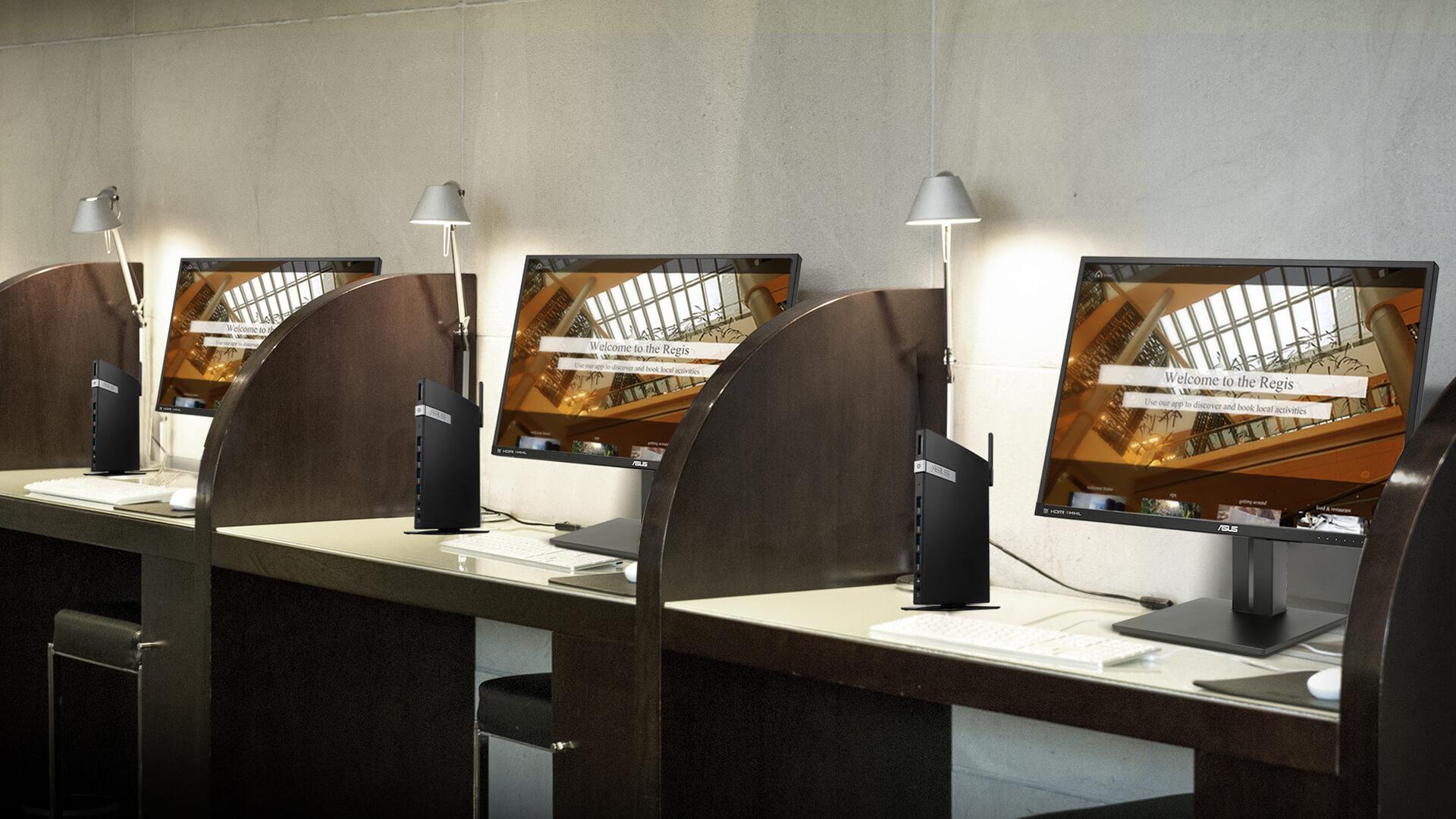ASUSPRO E420-Mini PC-kiosk