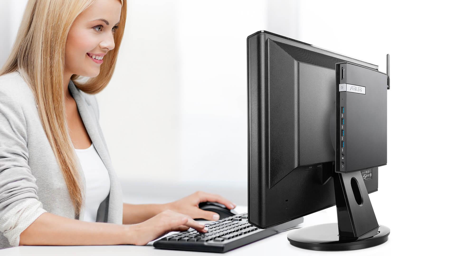 ASUSPRO E420-Mini PC-office PC