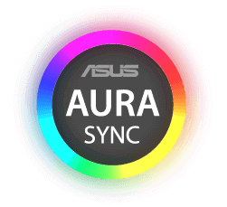 how to change individual parts rgb on asus aura