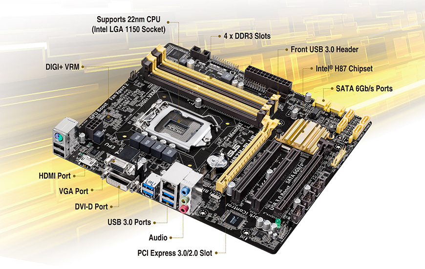 ASUS B85-PLUS Intel Graphics Drivers (2019)