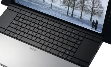NX90 features dual touch pads