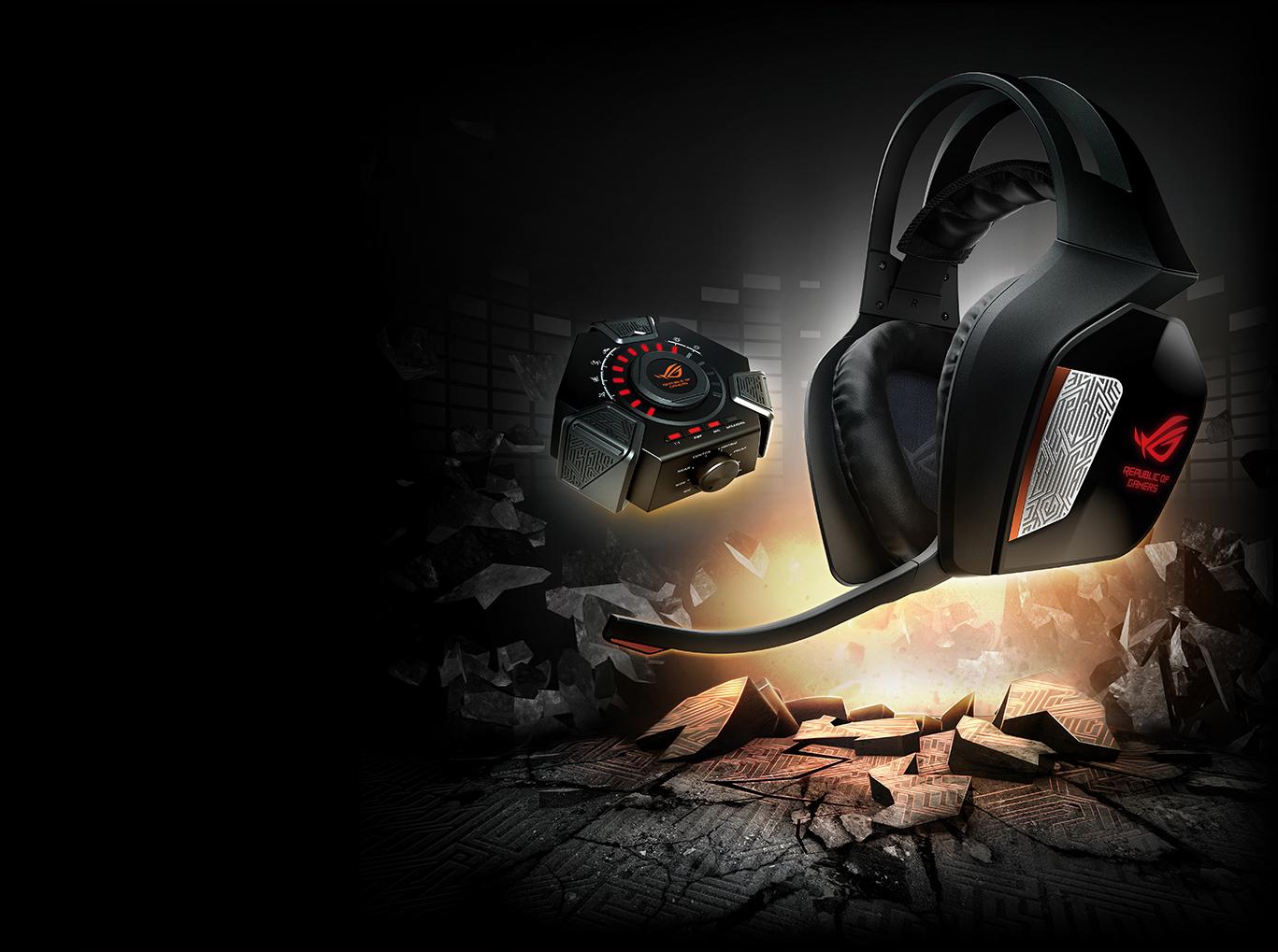 Asus ROG Strix Fusion 700 RGB Gaming Headset 3